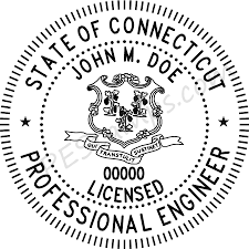 Professional Engineering Licenses in the State of CT